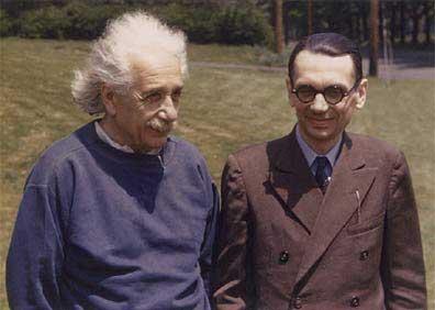 Godel_Einstein